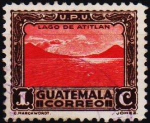 Guatemala. 1935 1c S.G.294 Fine Used