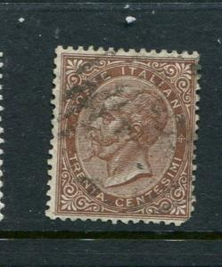 Italy #30 Used