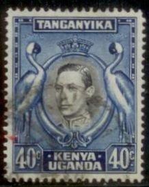 KUT 1938 SC# 78 Used  L156