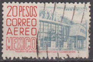 Mexico #C198a F-VF Used CV $100.00 (B12233)