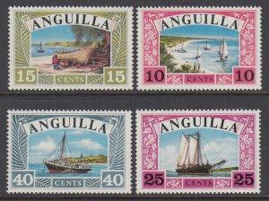 Anguilla 32-38 MNH VF