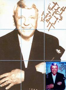 Laos 1999 FRANK SINATRA s/s Perforated Mint (NH)
