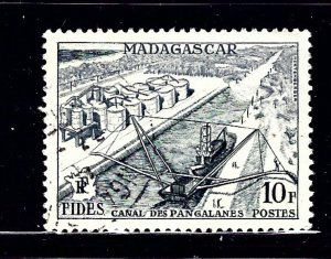 Malagasy 294 Used 1956 issue   (P75)