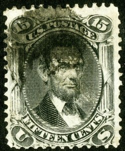 US Stamps # 98 Used F-VF