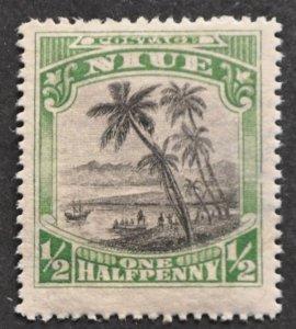 DYNAMITE Stamps: Niue Scott #41 – MINT hr