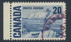 Canada SG 587 Used