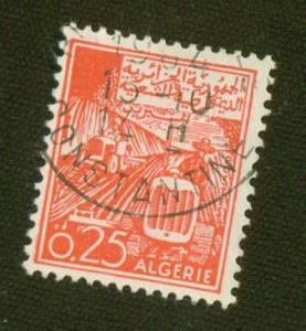 Algeria #324 used