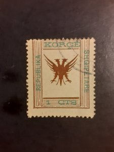 Albania #62                 Used