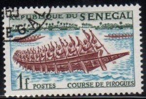 Senegal Scott No. 203