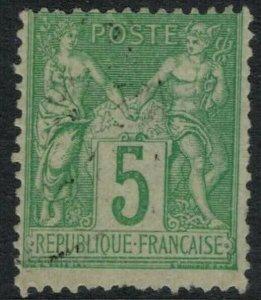 France #67 CV $45.00 postage stamp