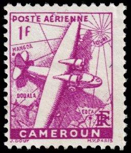 Cameroun - Scott C17 - Mint-Hinged - Poor Centering