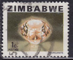 Zimbabwe 414 USED 1980 Morganite