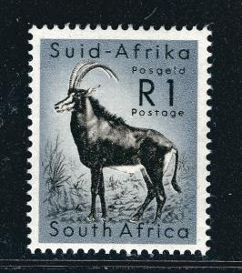 South Africa Scott #253 MLH Cat $19