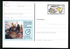 Germany 1573   Postcard   unused VF 1989 PD