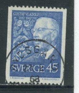 Sweden 765 Used (13