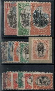 Somali Coast 1903 SC 49-63 Used SCV $144.00