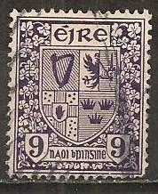 Ireland #74 Fine Used CV $25.00 (ST161)