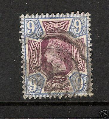 GREAT BRITAIN VICTORIA 1887 120 VFU A931
