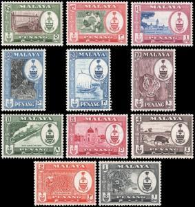 Malaya- Penang 56-66 mlh