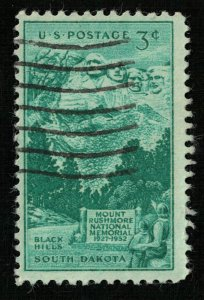 USA, 3 cents  (Т-6133)