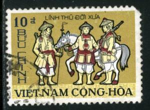 Vietnam - SC #433, USED,1972 - Item VIETNAM102NS5