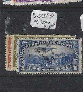 HAITI  (P1606B)    SC C5-6, 9         VFU