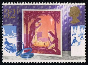 Great Britain #1237 Nativity; Used (0.95)
