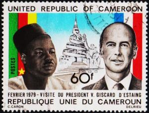 Cameroun. 1978 60f. S.G.850 Fine Used