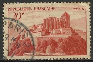 France 1949 Scott# 630 Used