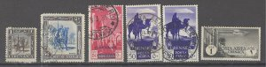 COLLECTION LOT # 2476 CYRENAICA 6 STAMPS 1932+ CLEARANCE CV+$12