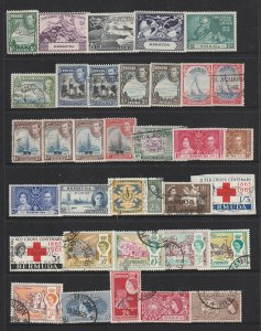 Bermuda a small M&U lot KGVI & early QE2