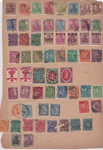 GE:  old REICH ^^^^  1920's  used   CLASSICS  on page  $$@dcc364ge4