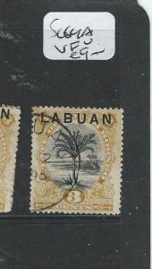 LABUAN (P2101B) 3C  TREE  SG 64A  VFU
