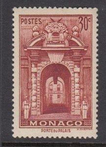 Monaco 162A mnh