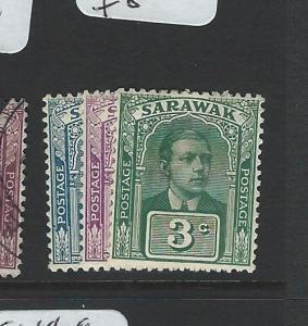SARAWAK (P0703B)  SG76-8  MOG