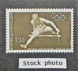France 1348. 1972 Olympic Games, NH