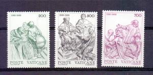 Vatican City 1982 MNH Gregorian calendar  complete