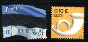 Estonia   (2)   used PD