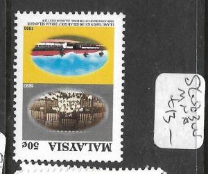MALAYA MALAYSIA (P1001B)  SG 503 W  50C  MNH