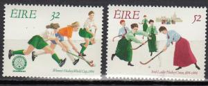 Ireland - 1994 Women's Hockey Sc# 929/930 - MNH (548N)