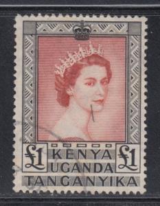 Kenya, Uganda, and Tanganyika   #117  u  cat $19.00