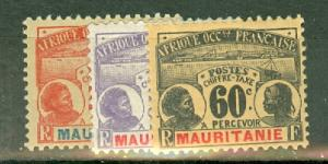 Martinique J1-7 mint short set CV $72.50, scan shows only a few