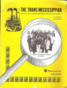 The Trans-Mississippian, Vol. 22, No. 3, Jul-Sep 2002 ,