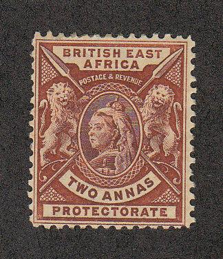 British East Africa #75 Unused