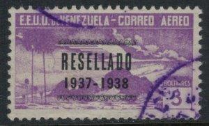Venezuela #C76  CV $12.00