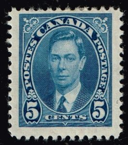 CANADA STAMP 1935 Silver Jubilee of King George V MH/OG STAMP