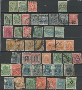 Uruguay stamp collection