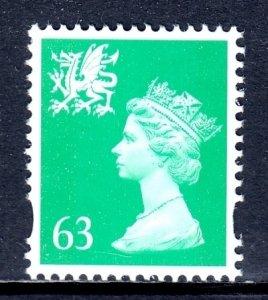 Great Britain (Wales) - Scott #WMMH92 - MNH - SCV $5.00