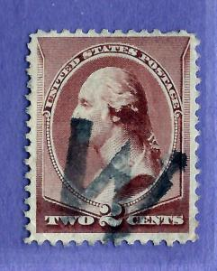 Skinner Estate: 1800s US Fancy Cancel = RPO-Style 'W' [Westbound Mail]...u14