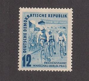 GERMANY - DDR SC# 98 F-VF MNH 1952